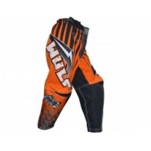 NEW 2016 Wulfsport Cub Arena Race Pants - Orange