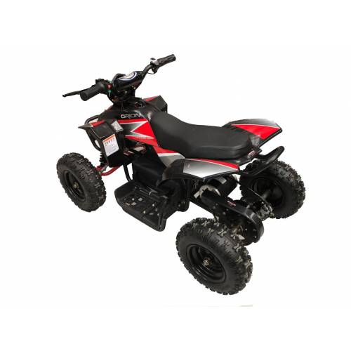 1000w 'Puma' Electric Kids Quad Bike - Fully Assembled & Quality Tested - Black