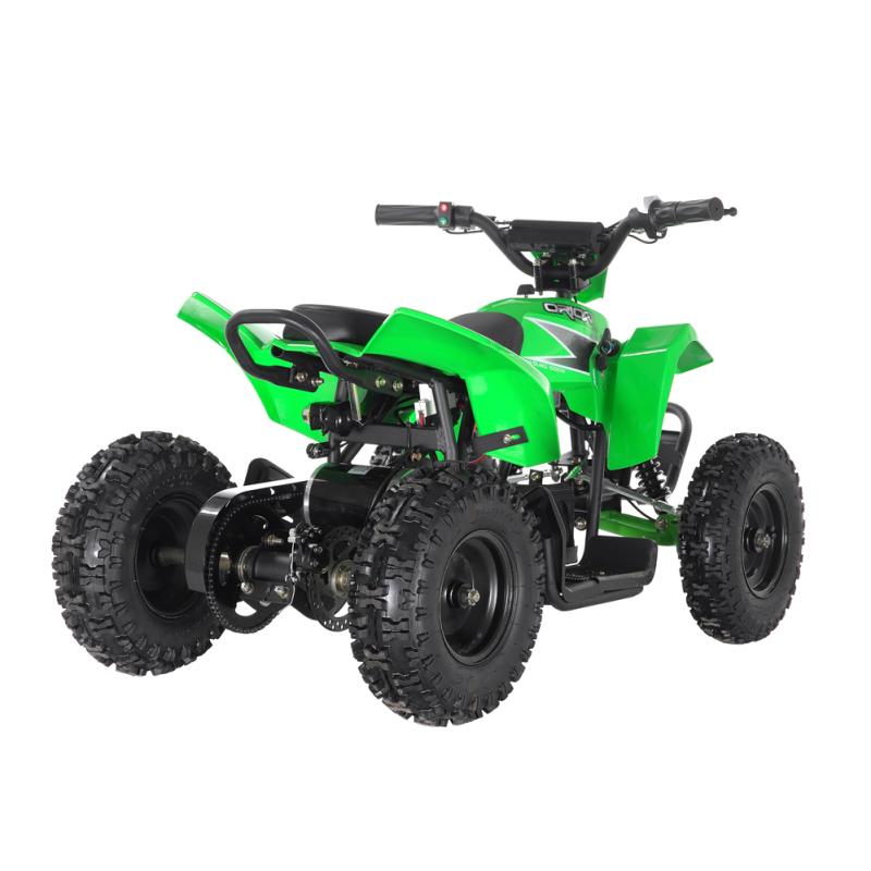 BUNDLE DEAL! Green Puma 1000w Kids Electric Mini Quad - Fully Assembled & Tested