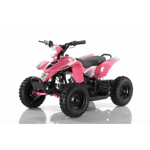 1000w 'Puma' Electric Kids Quad Bike - Fully Assembled & Quality Tested - Pink