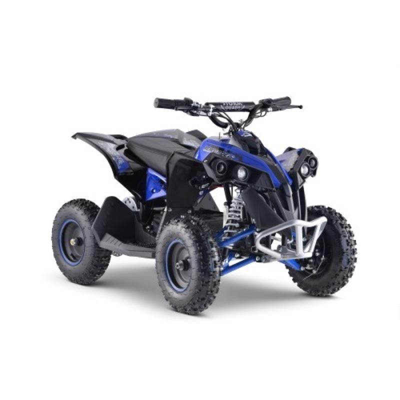 1000w Renegade 36v Kids Electric Quad Bike - Blue