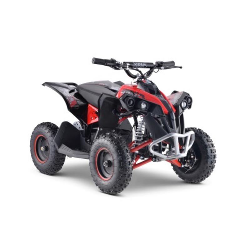 1000w Renegade 36v Kids Electric Quad Bike - Red