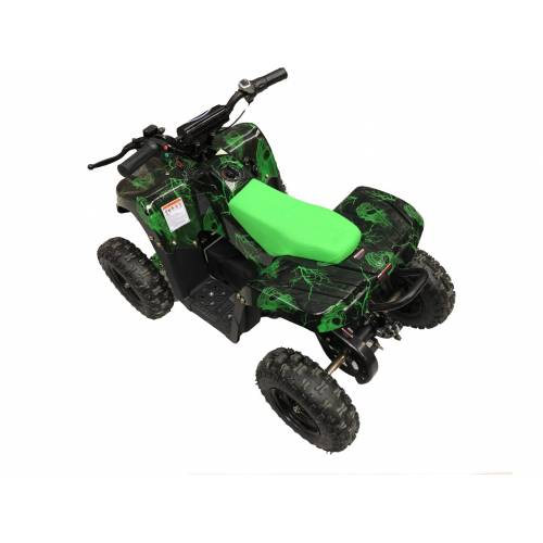 BUNDLE DEAL! 'Shockwave' 1000w Kids Electric Mini Quad - Fully Assembled & Tested