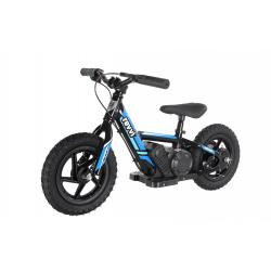 "100w Kids Electric Balance Bike - Blue 12"" Wheels"