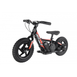 "100w Kids Electric Balance Bike - Orange 12"" Wheels"