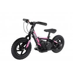 "100w Kids Electric Balance Bike - Pink 12"" Wheels"