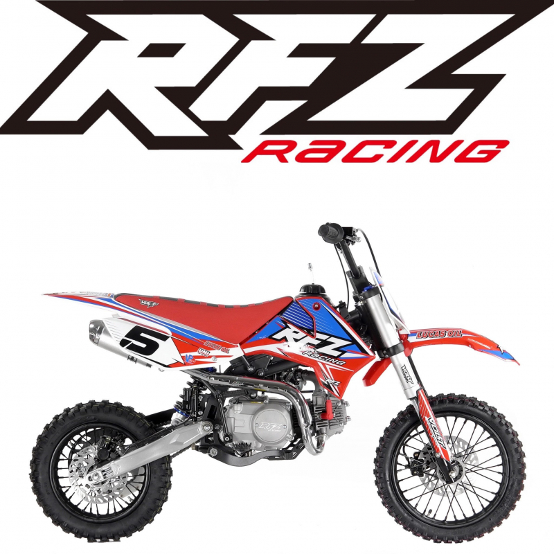 110cc RFZ RACING™ Pro Start-Pit Bike