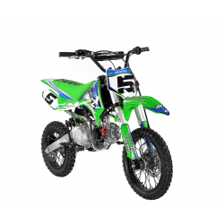 110cc RFZ RACING™ Pro Start Pit Bike Green