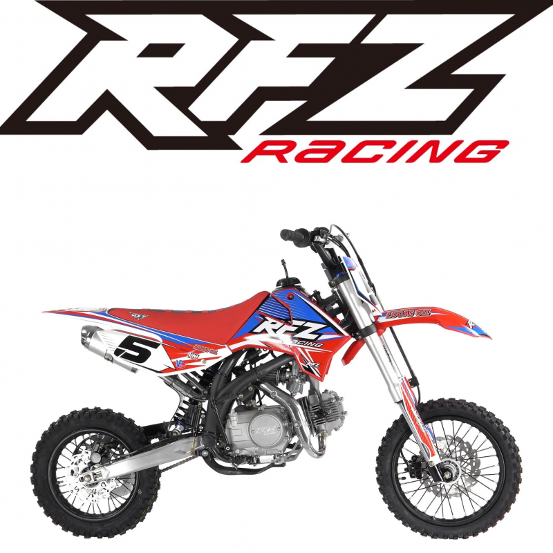 125cc RFZ-RACING ™ Jaguar Pit Bike