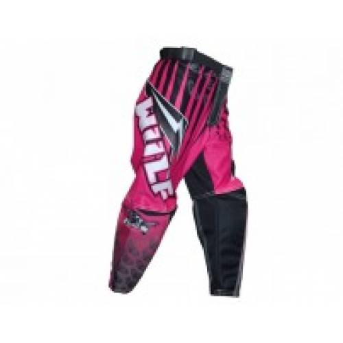 NEW 2016 Wulfsport Cub Arena Race Pants - Pink