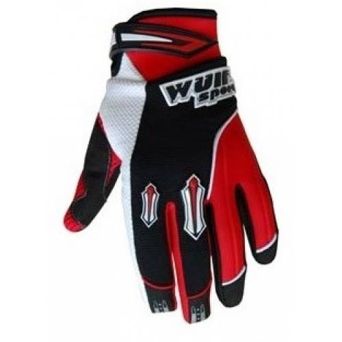 Wulfsport Cub Stratos MX Gloves Red