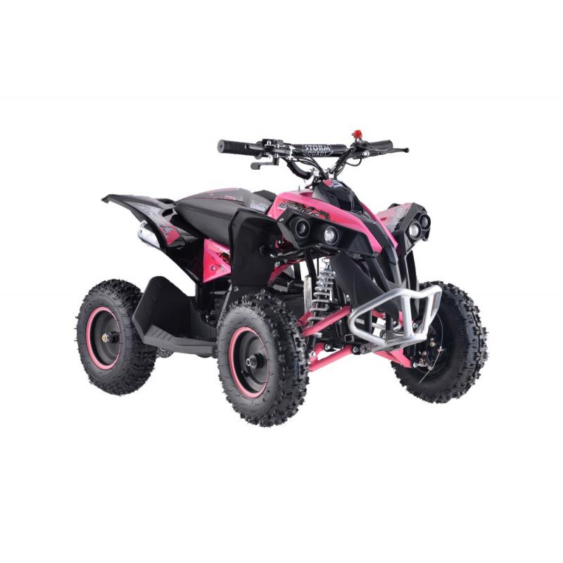 50cc Renegade Mini Petrol Quad Bike-Pink