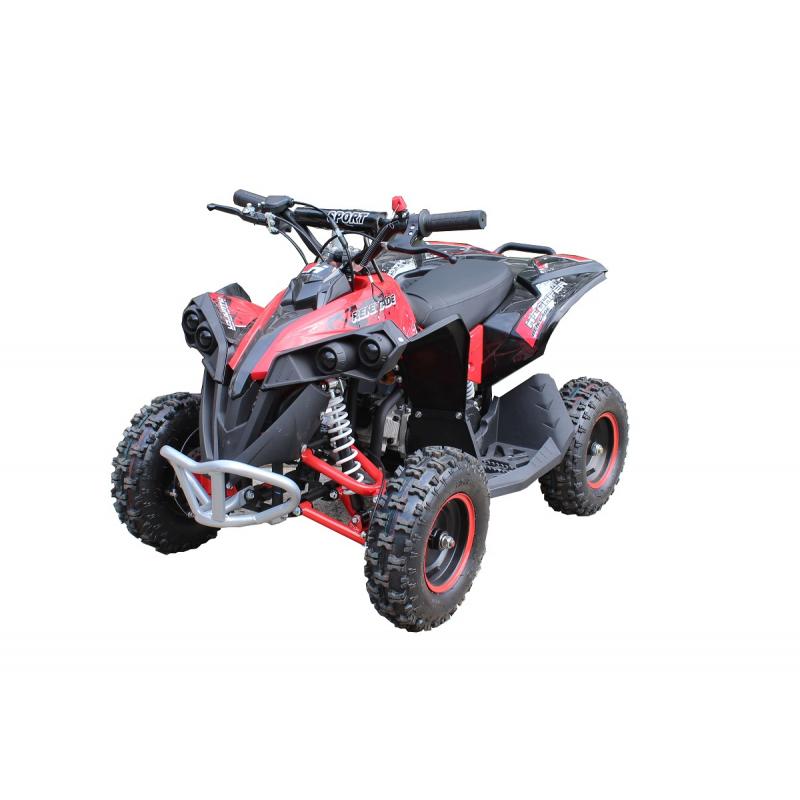 50cc Renegade Mini Petrol Quad Bike-Red