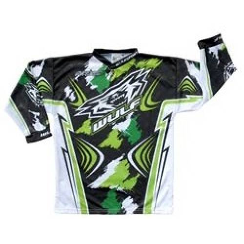 Wulfsport Cub Stratos MX Race Shirt