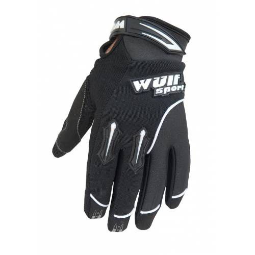 Wulfsport Cub Stratos MX Gloves Black