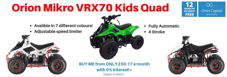 Homepage | Quads 4 Kids