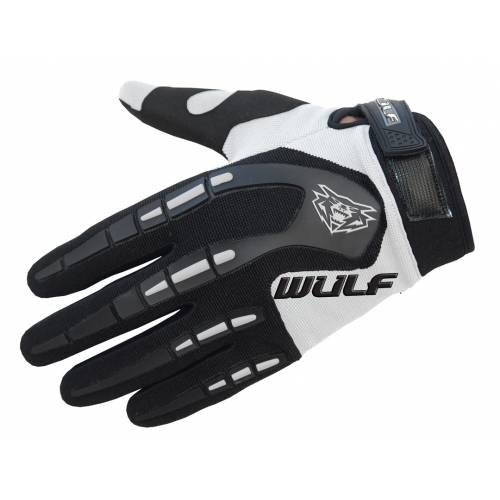 Wulfsport Cub Attack Gloves White