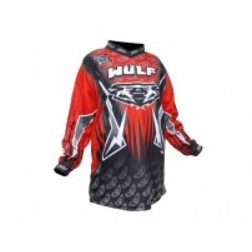 NEW 2016 Wulfsport Cub Arena Race Shirt - Red