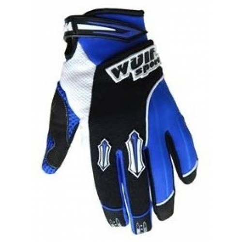 Wulfsport Cub Stratos MX Gloves Blue