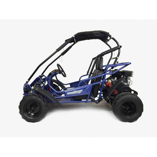 Black Hammerhead™ Mudhead™ Reverse 208R Junior Off Road Buggy