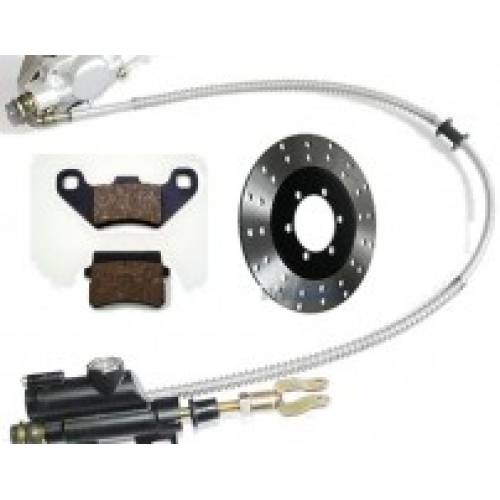 Brakes, Cylinders & Discs