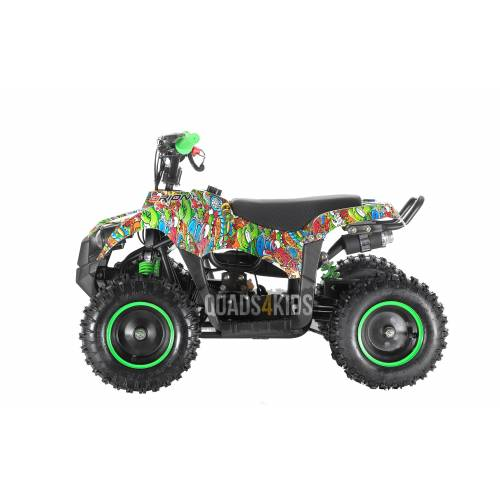BUNDLE DEAL! 'Monster' 1000w Kids Electric Mini Quad - Fully Assembled & Tested
