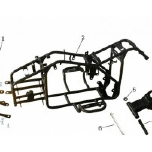 Chassis Frame Parts