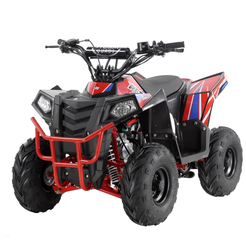 Commander RFZ70 Kids Quad Bike - Black