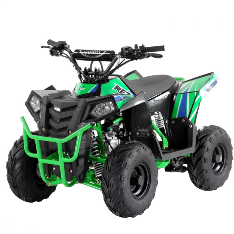 Commander RFZ70 Kids Quad Bike - Green