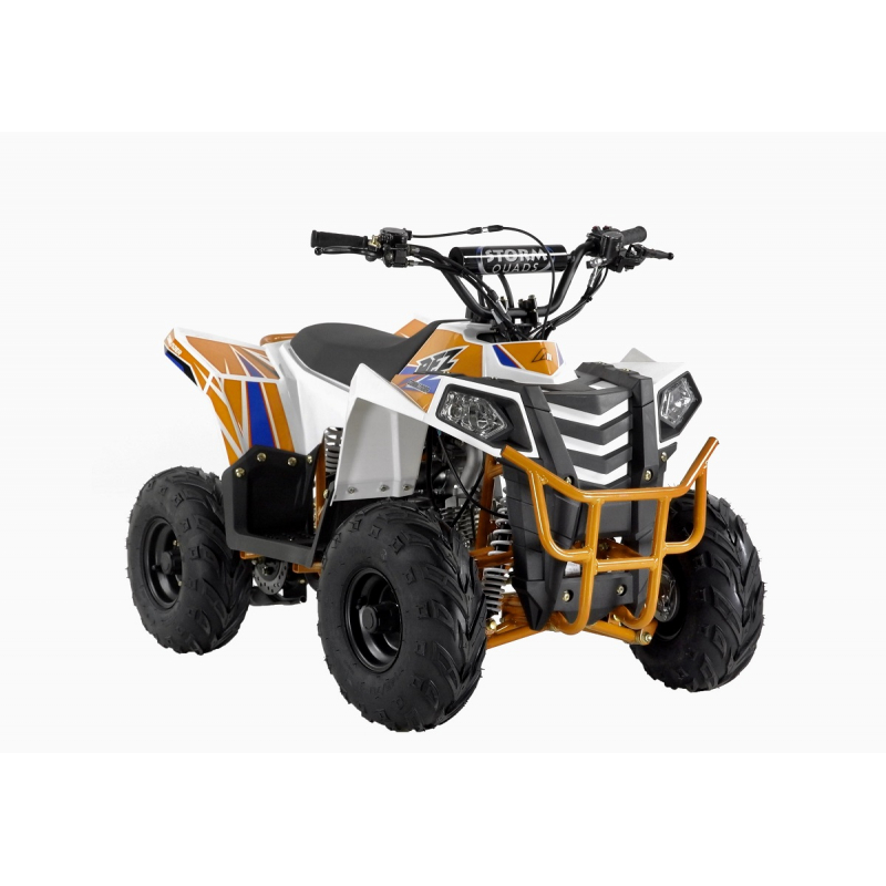 Commander RFZ70 Kids Quad Bike - Orange