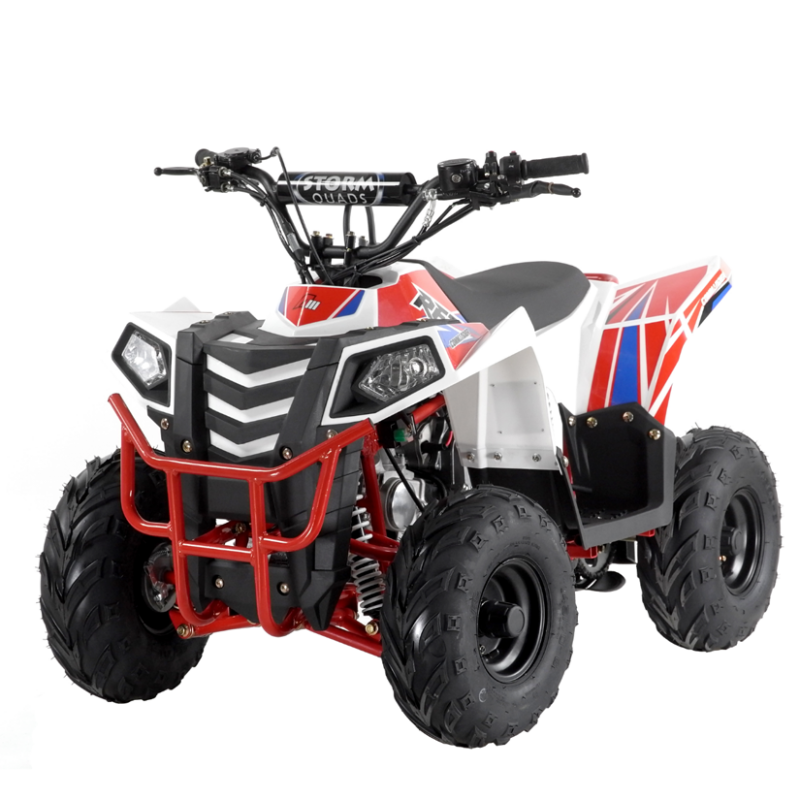 Commander RFZ70 Kids Quad Bike - White