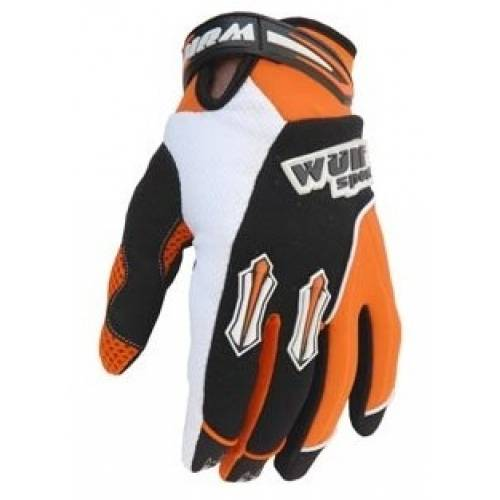 Wulfsport Cub Stratos MX Gloves Orange