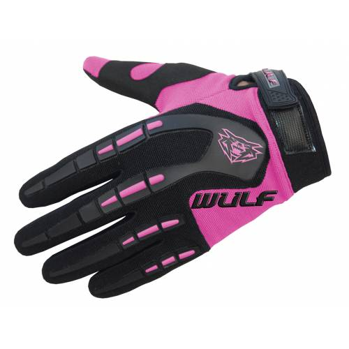 Wulfsport Cub Attack Gloves Pink