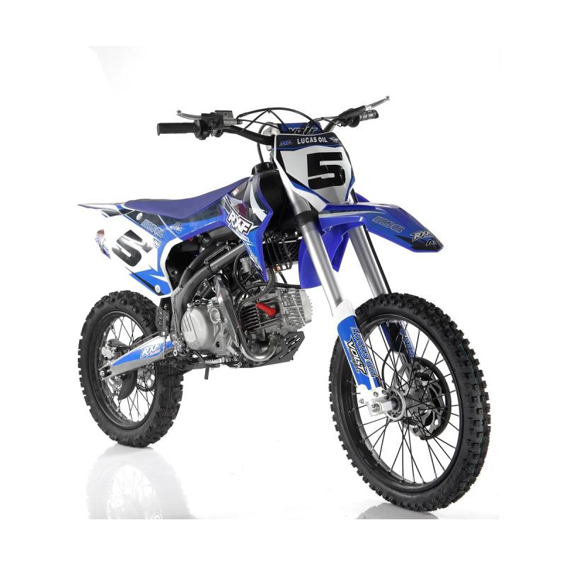 "Freeride 140cc RXF Racing™ Adults Dirt Bike - 19""/ 16""-Blue"