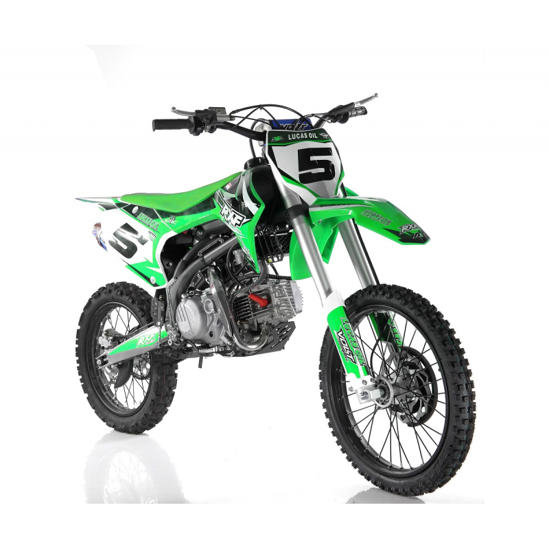 "Freeride 190cc RXF Racing™ Adults Dirt Bike - 19""/ 16"" - Green"