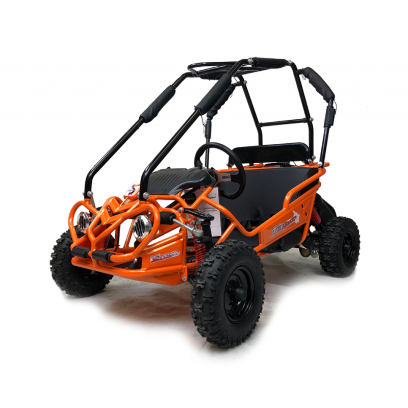 Fully Assembled - Hammerhead Torpedo Kids Off Road Buggy. ORANGE