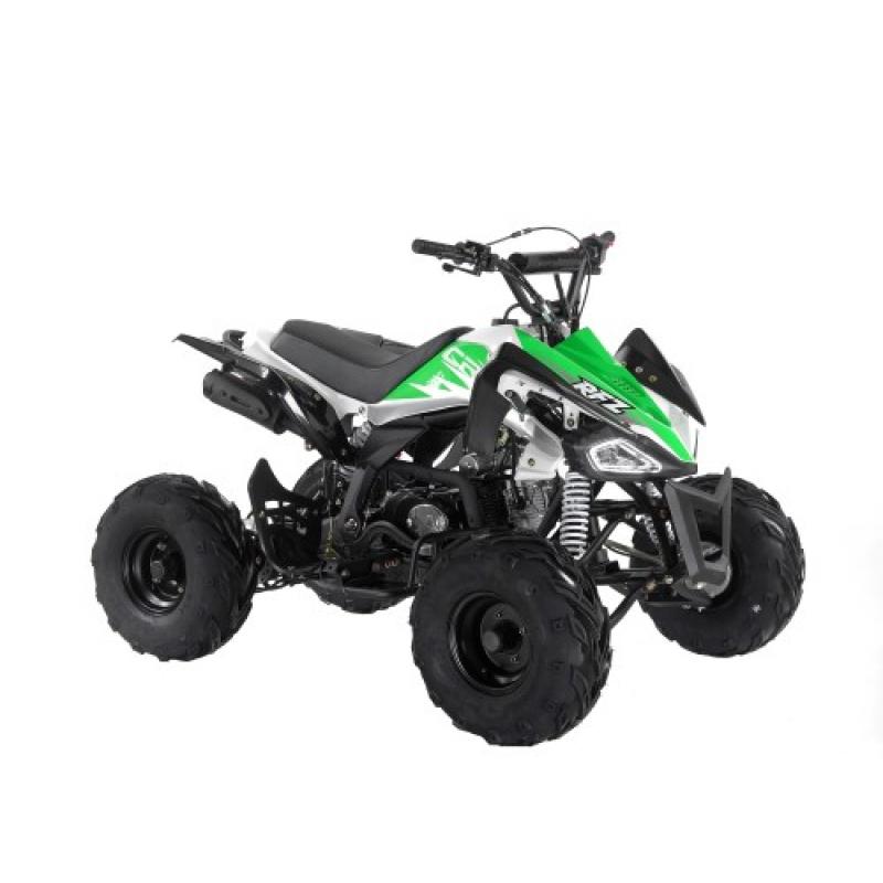 Green Panther 110cc Kids Quad Bike - 2021 Spec