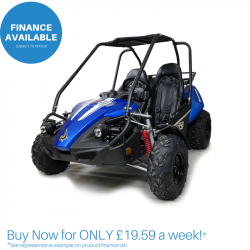 Hammerhead GTS 150cc Off Road Buggy - Blue