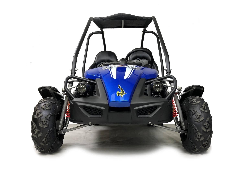 Hammerhead GTS 150cc Off Road Buggy - Blue on