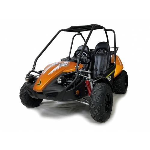 Hammerhead GTS 150cc Off Road Buggy - Orange