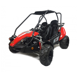 Hammerhead GTS 150cc Off Road Buggy - Red