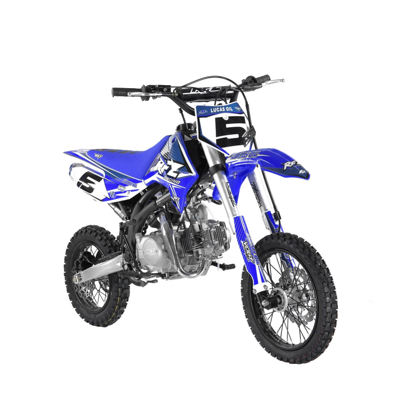 "Jaguar 125cc RFZ RACING™ Pit Bike 14""/12"" - Blue"
