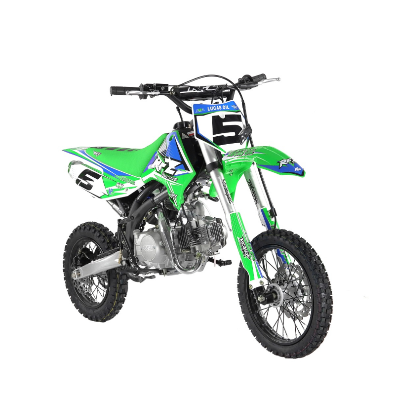 "Jaguar 125cc RFZ RACING™ Pit Bike 14""/12"" - Green"