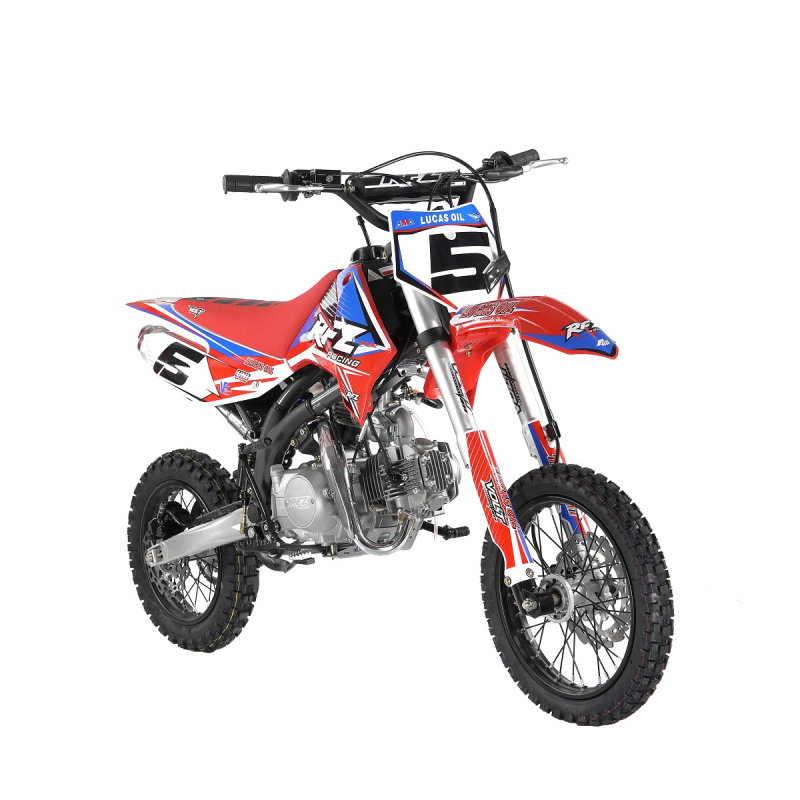 "Jaguar 125cc RFZ RACING™ Pit Bike 14""/12"" - Red"