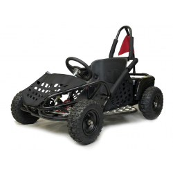 Kids 1000w Electric Off Road Go Kart - Black