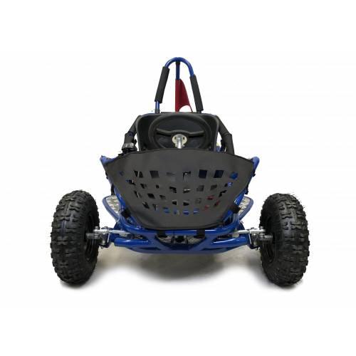 Kids 1000w Electric Off Road Go Kart - Blue