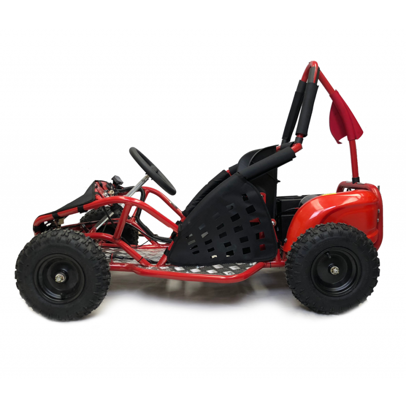 Kids 1000w Electric Off Road Go Kart - Red