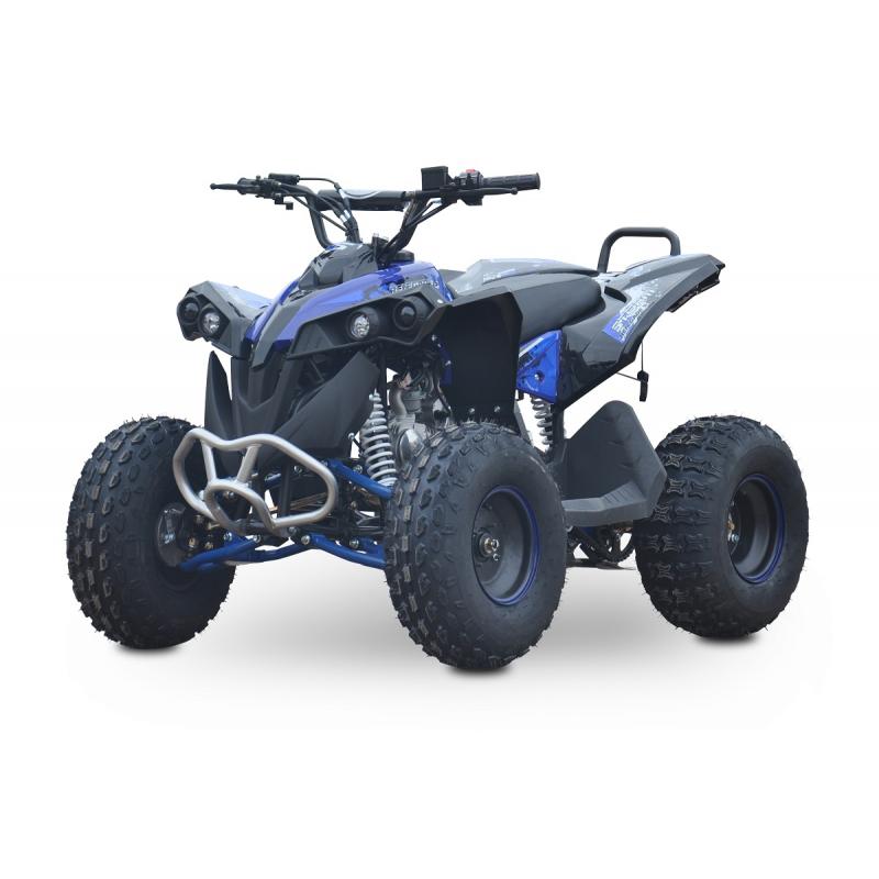 Kids 125cc Renegade Full Size Quad Bike - Blue