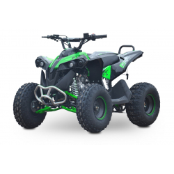Kids 125cc Renegade Full Size Quad Bike - Green