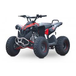Kids 125cc Renegade Full Size Quad Bike - Red